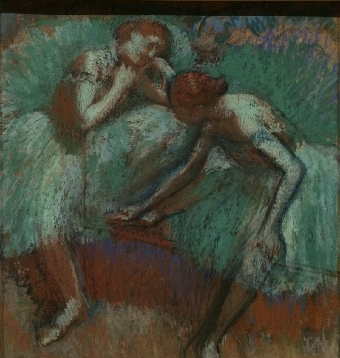 A new exhibit at @MuseumModernArt explores the work of Edgar Degas: https://t.co/vErV7yu573 https://t.co/h74k3DNDWD