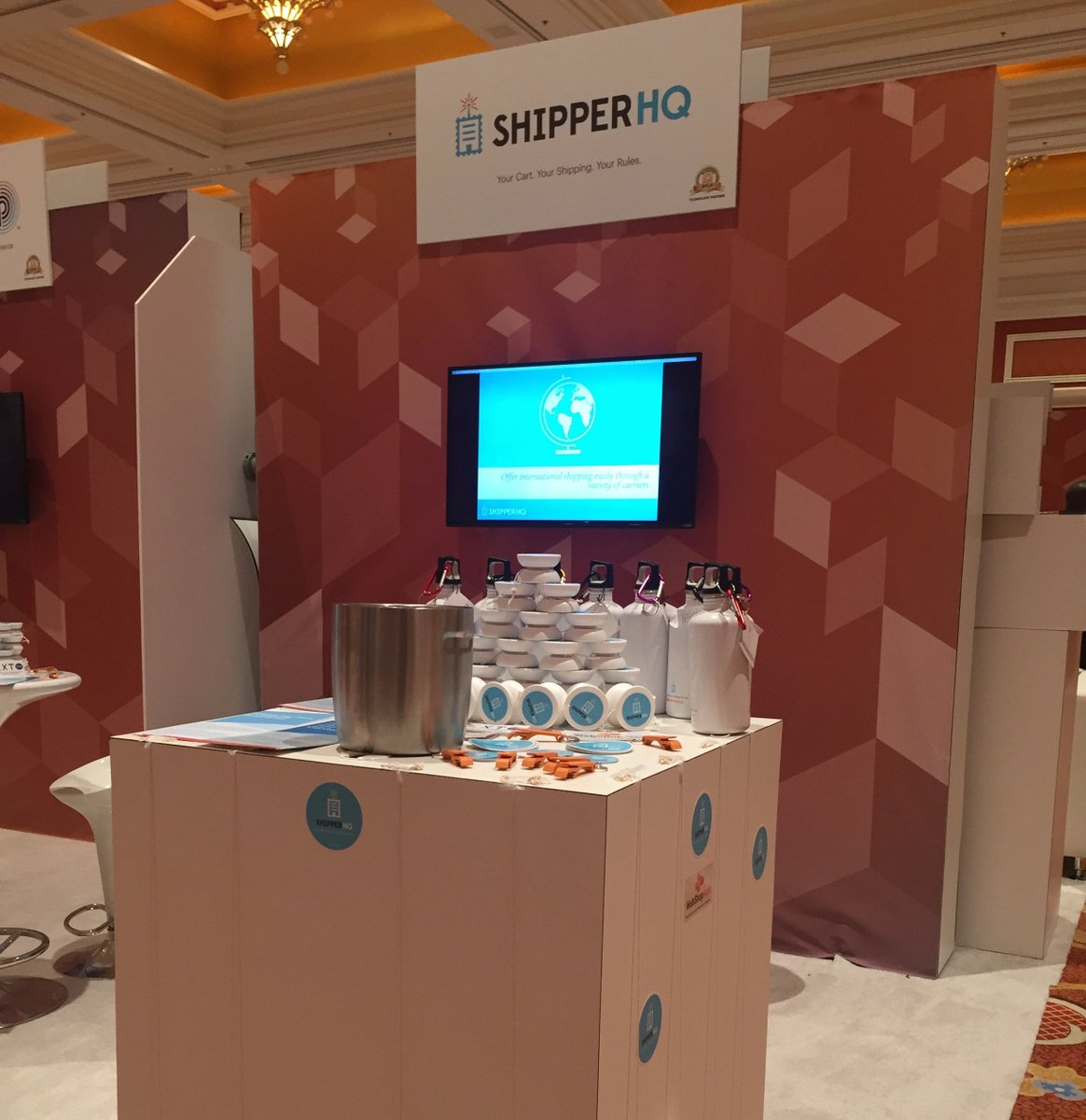 ShipperHQ: Have you joined our @ShipperHQ YoYo contest yet? Find our team and show off your coolest trick. #MagentoImagine https://t.co/N0DJFq8SSb