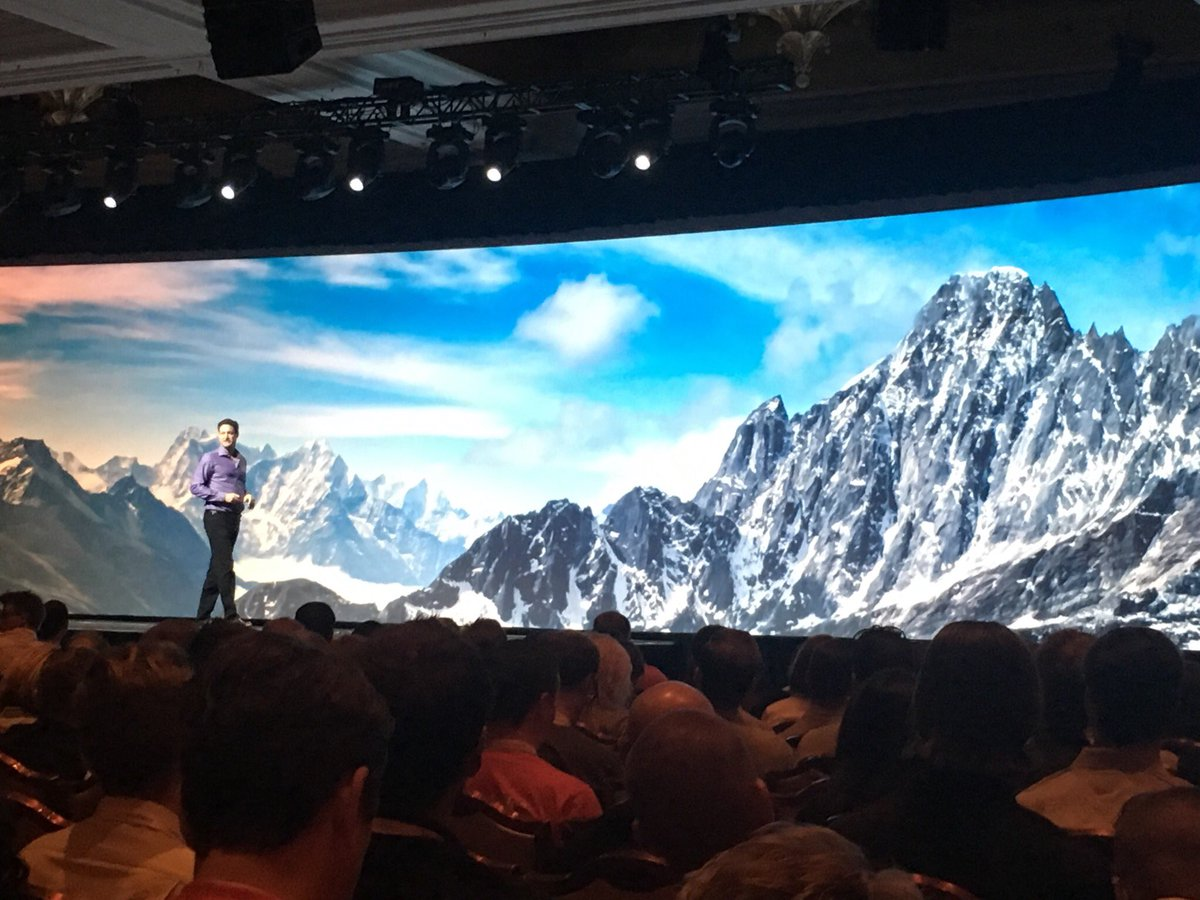 ICharlotteSmith: Mark Levine - TRAILBLAZERS. Make it to the top and stand out. Walking through wild country... #MagentoImagine https://t.co/WsZDfnOJK8