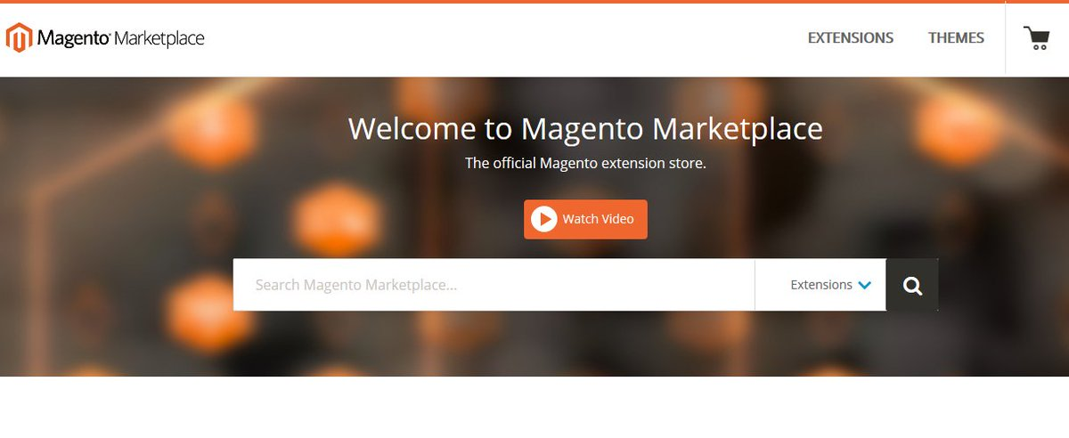 ThePixelUK: Live from #MagentoImagine: New @magento marketplace for 3rd party modules for #Magento2 https://t.co/Fvo4YqQtog https://t.co/Maf7r8EzbR