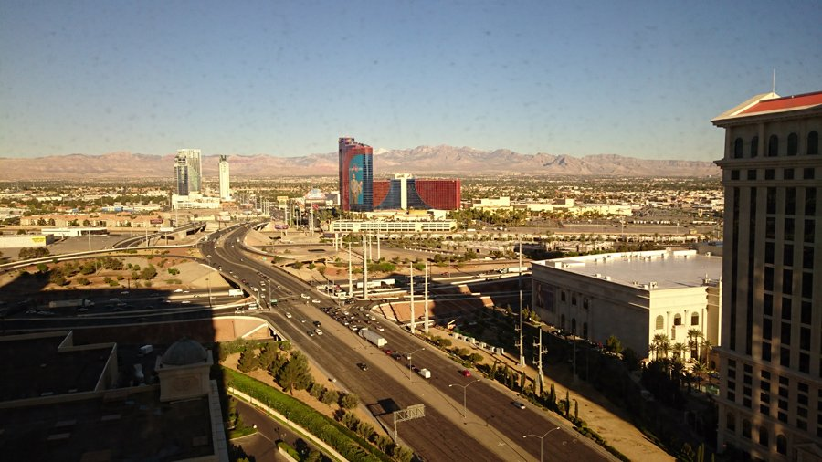 ThePixelUK: Live from #MagentoImagine: The weather has cleared in Vegas! #GoodSign https://t.co/8SfZb1v85O