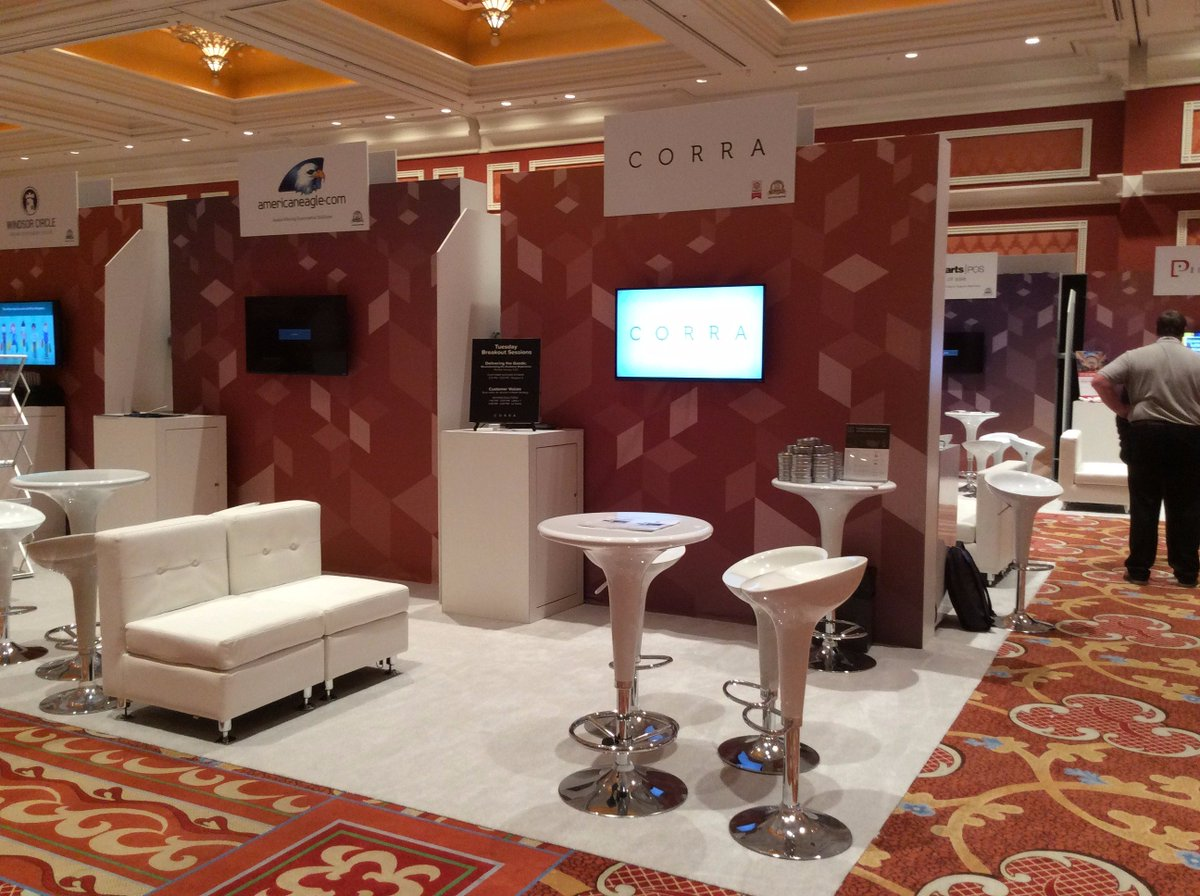 GoCorra: Another big day at #MagentoImagine! Stop by Booth 310, our team would love to meet you and give you free stuff! https://t.co/NYaZg4Zs4H