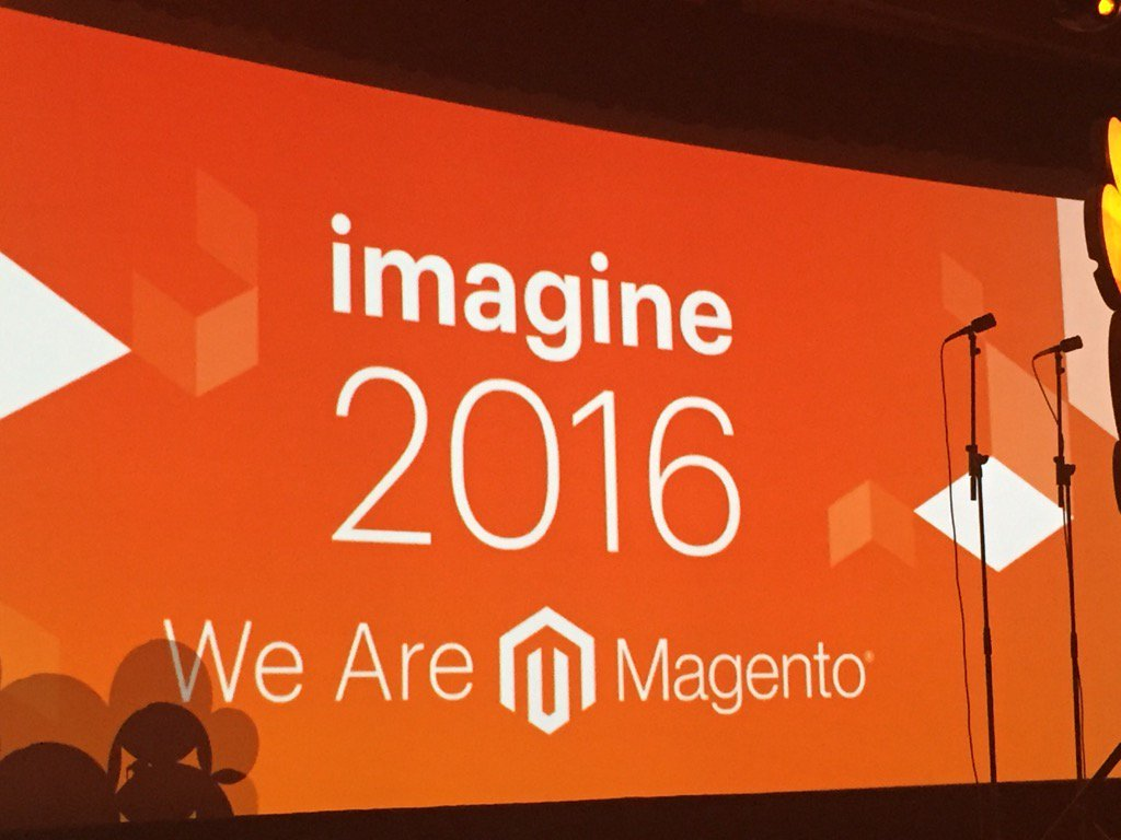 jasonpaypal: Getting ready!!! @PayPal4Business #MagentoImagine https://t.co/KtmuhAtqbz