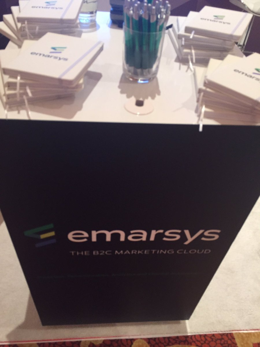 dakotalbrock: Come check out booth 426!! #MagentoImagine #emarsys https://t.co/5G1BCn0pfU