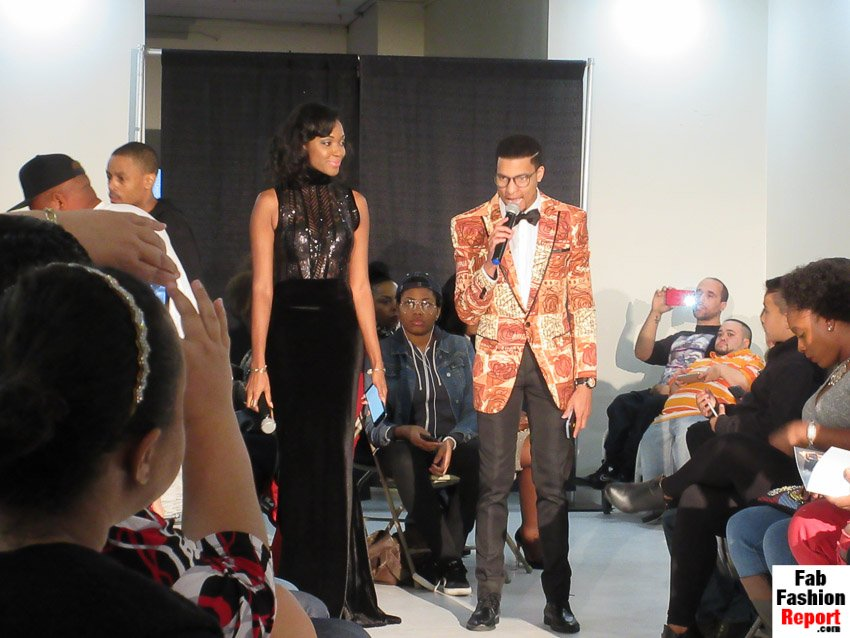 """The Best Co-host Tandem The Lovely @BizzyBahdee  and Style Icon @TheBillionBrand at """"PhillySBFashionWeek"""" Season 3 https://t.co/3qbPK2Kn0v"""
