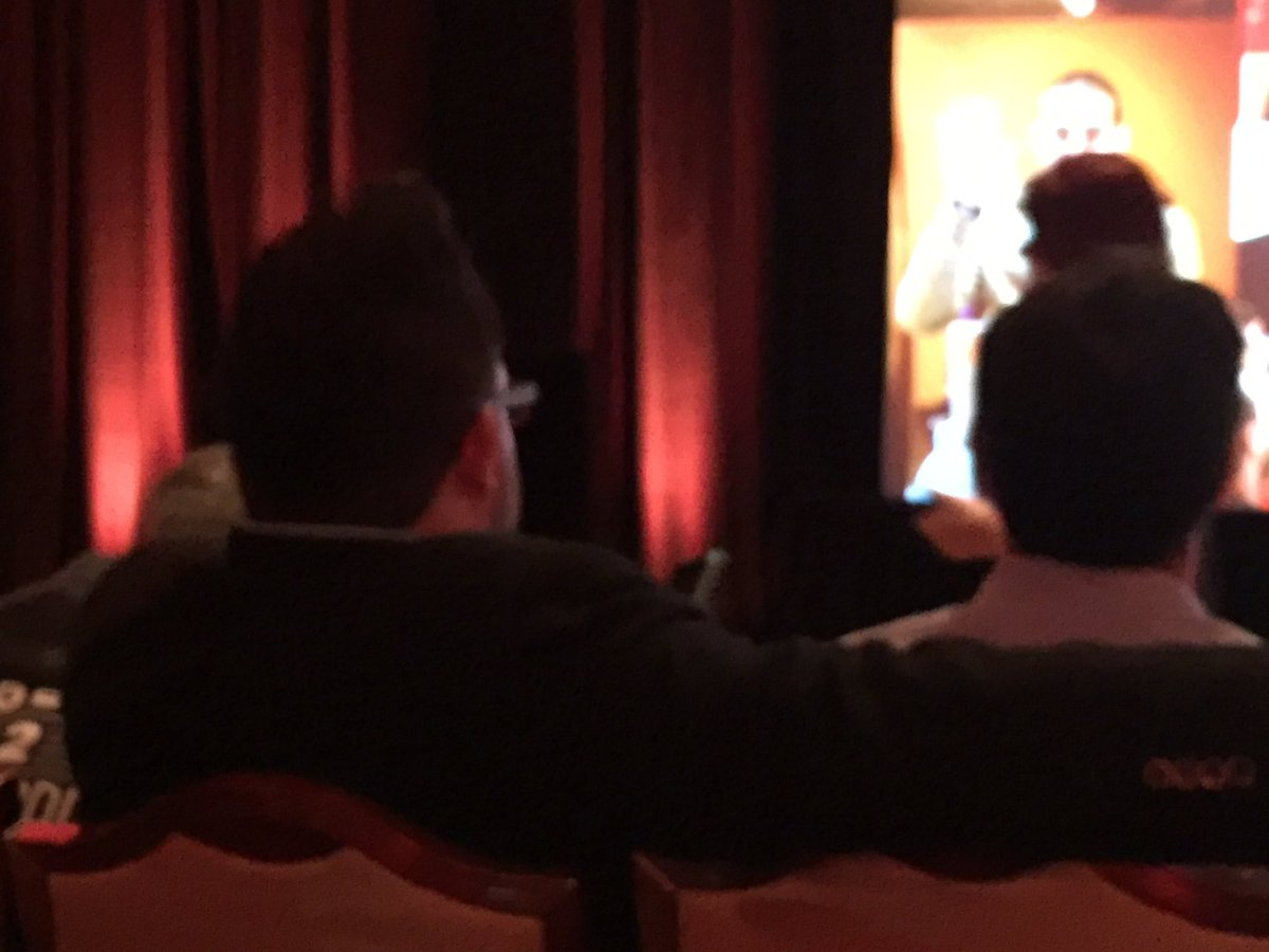Blue_Bovine: #MagentoImagine #hair Phils hair is in the house - time to get started! @philwinkle https://t.co/1P28w6WUqQ