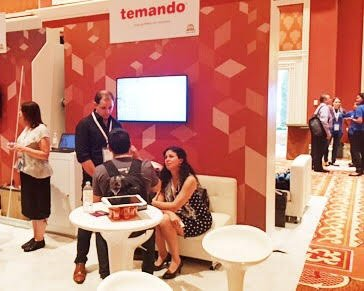 temando: Our crew having a #MagentoMoment, share ur #RealCommerce stories @ stand 416 #magentoimagine https://t.co/LKFFOfyzQm https://t.co/0Nq2CV9M2H