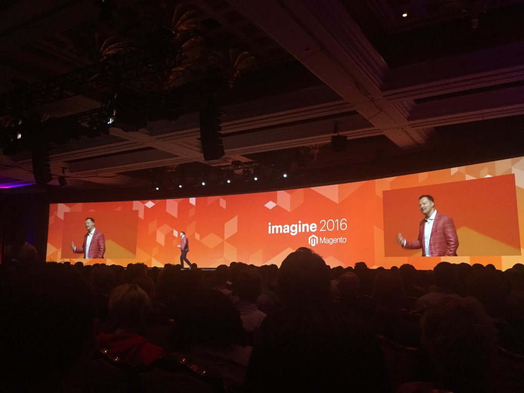 connor_mcmorrow: What a start to the morning!!! #MagentoImagine @LincVIP https://t.co/FgpIxfAm0j