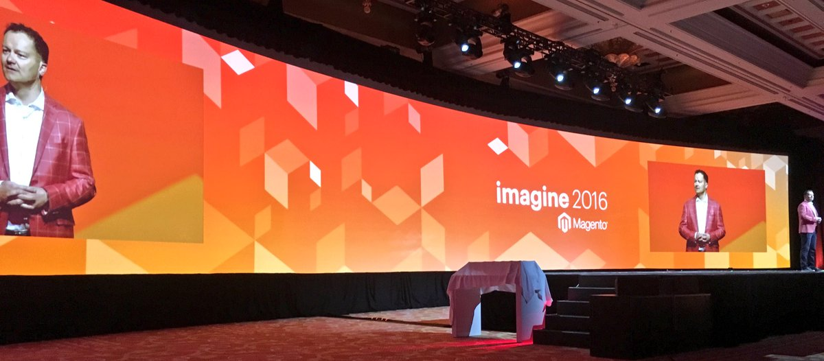 benmarks: You know, three @JC_Climbs might be too much... #MagentoImagine https://t.co/06BVcLzQej