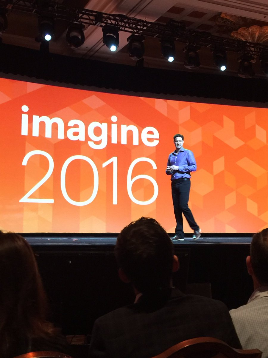 alexanderpeh: This is the first #MagentoImagine as an independent company, and we're just getting started - @mklave1 https://t.co/c6aAGEC2mx