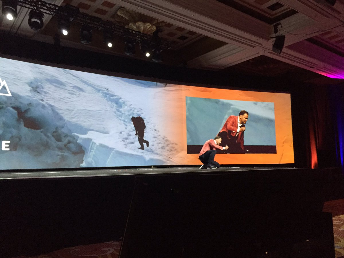 ProductPaul: @JC_Climbs  just wow as always. So great #MagentoImagine https://t.co/Zz5p4IbQNl