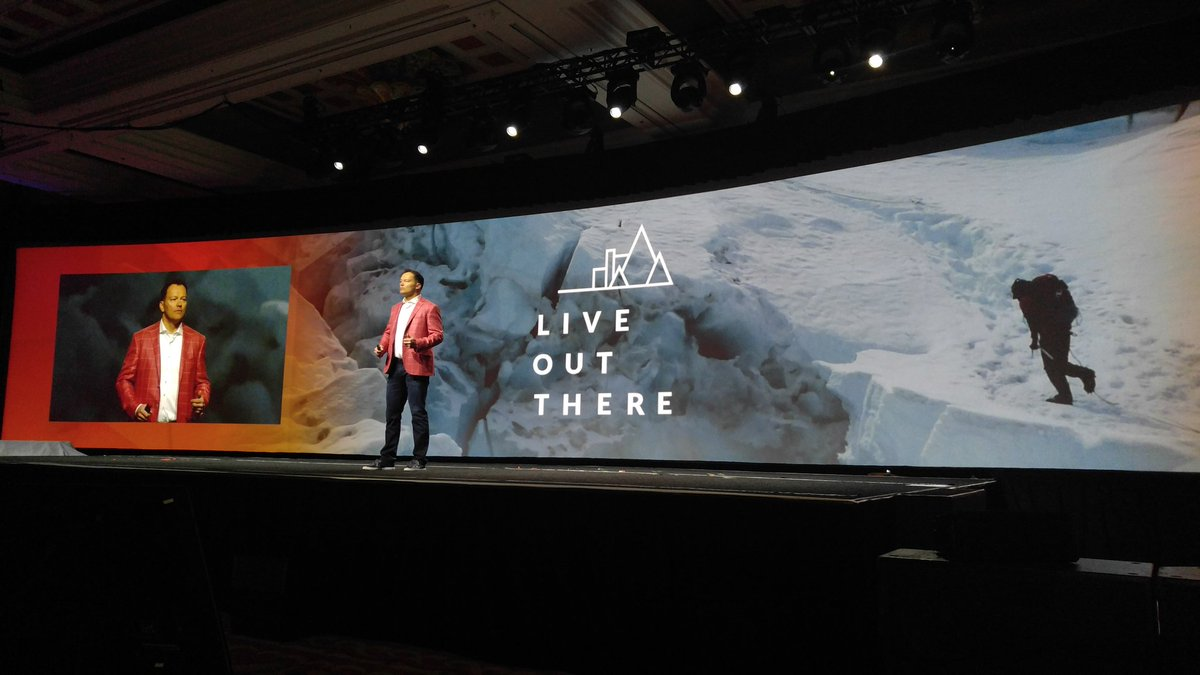SynergyGuy: @liveoutthere great story about living @magentoimagine @worldsynergy #marketing https://t.co/OauDWDZBLn