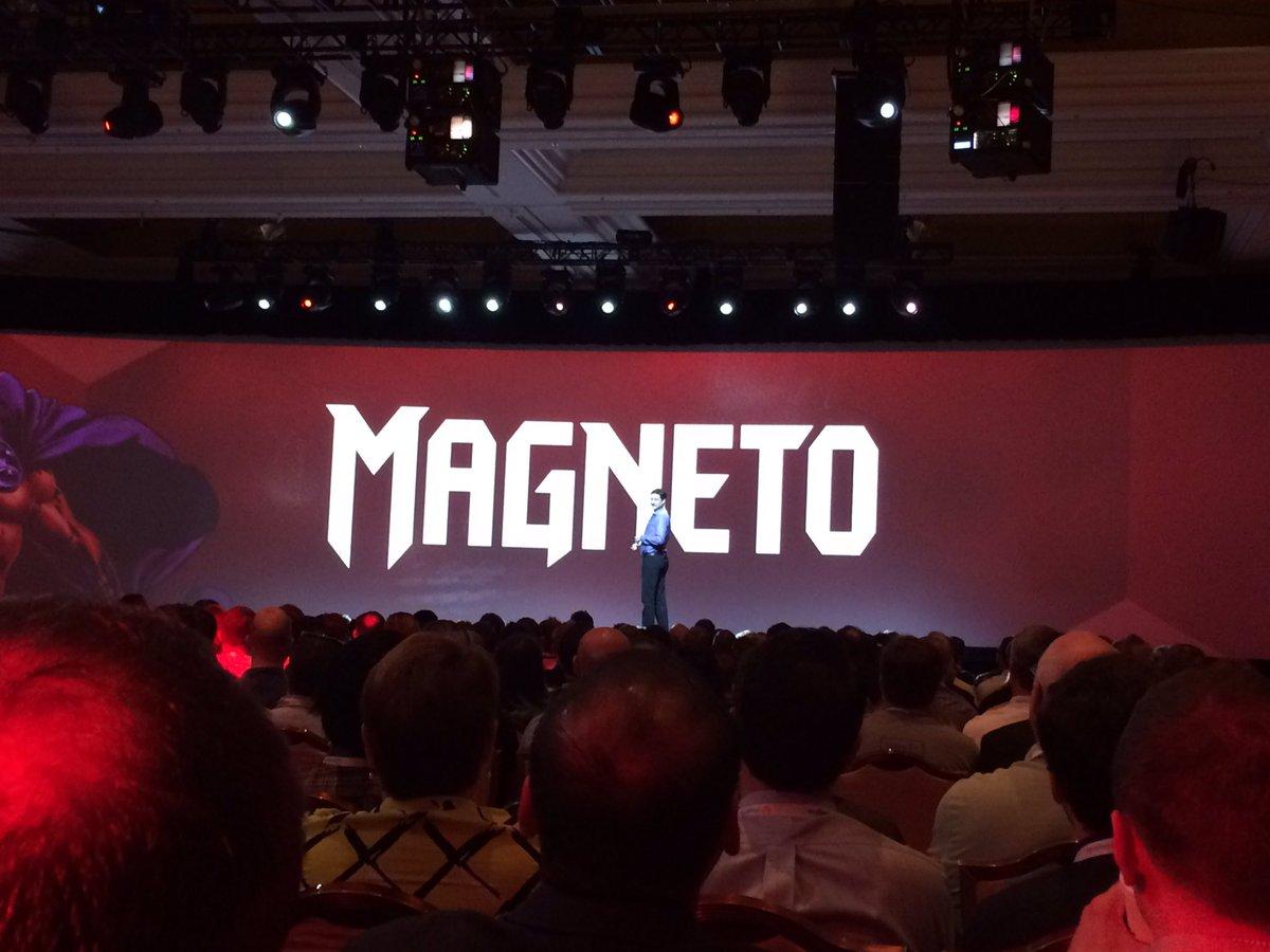 benjaminrobie: Rebrand! #MagentoImagine #jk https://t.co/le1H0lzwfZ