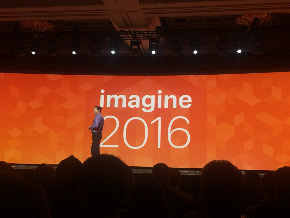 dotmailer: And we're underway... #MagentoImagine https://t.co/nkidNJ7sub