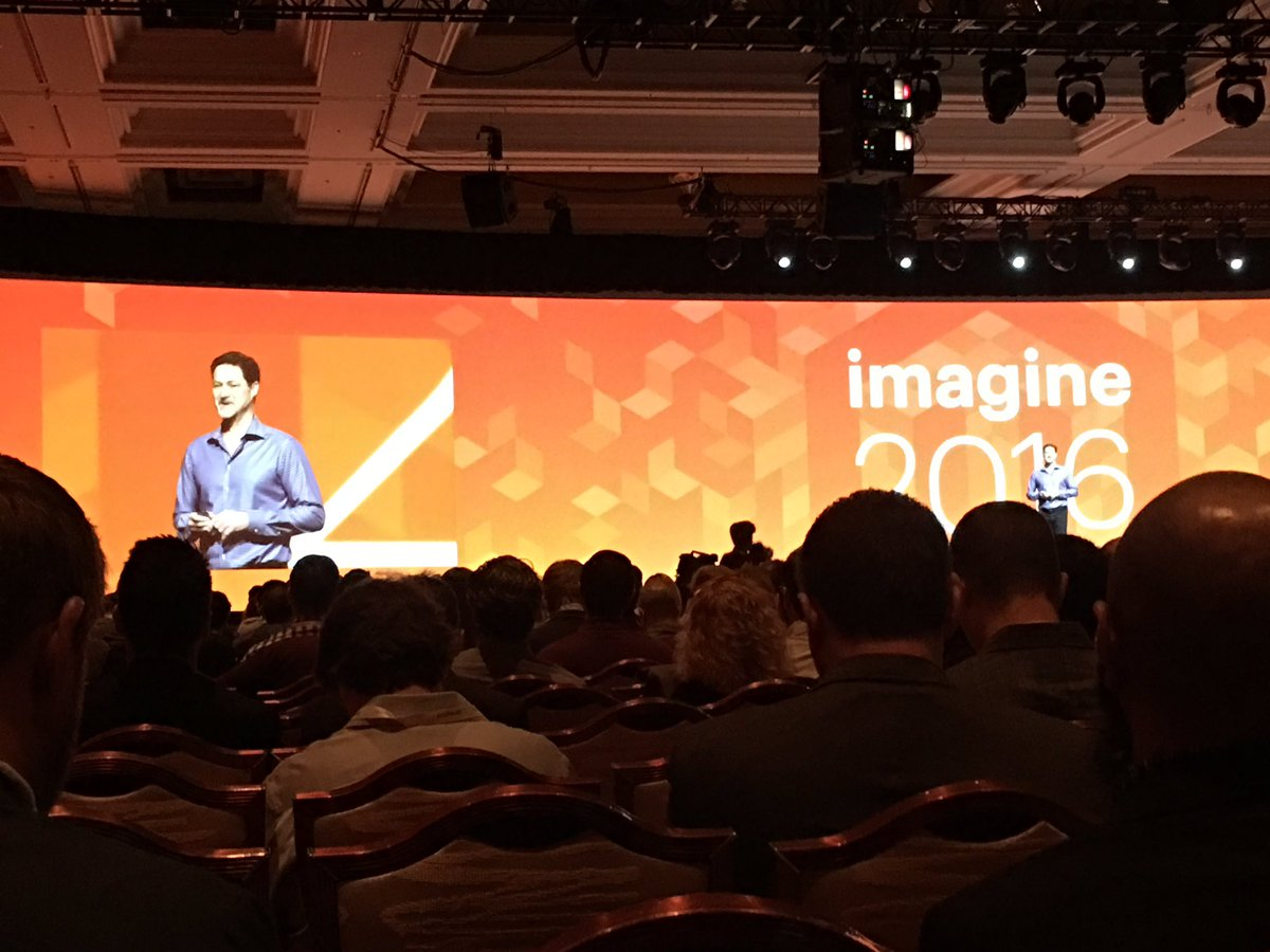 briggsbrandon: 'First #MagentoImagine as a new private held company.' @mklave1 https://t.co/HssUAzYpVE