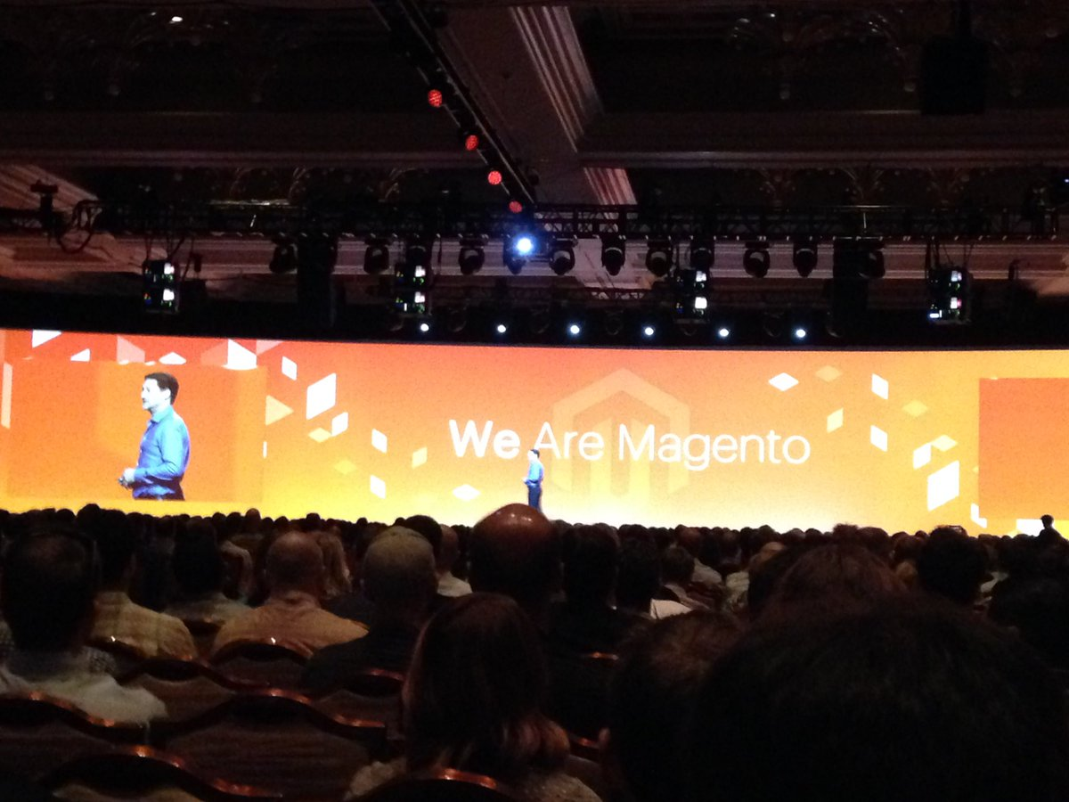 SheroDesigns: #wearemagento #MagentoImagine https://t.co/zOr9lpRD4u