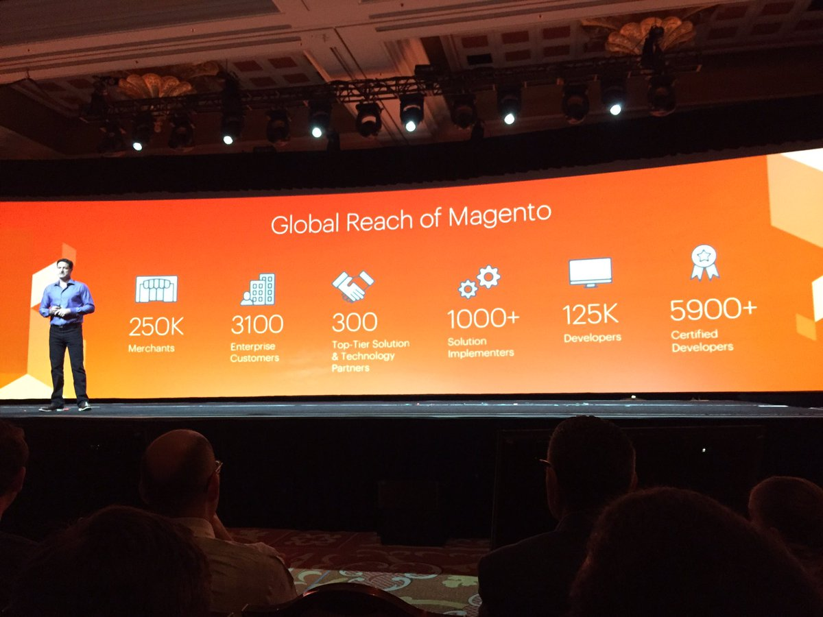 ignacioriesco: Global reach of @magento #PreImagine https://t.co/ONGGCIW84S