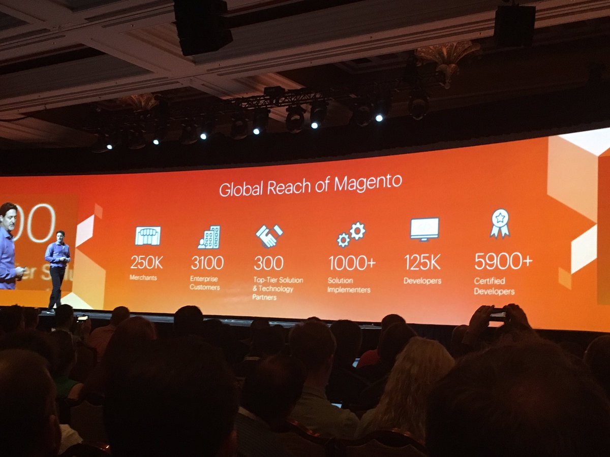 phoenix_medien: Global reach of @magento #MagentoImagine. Amazing! https://t.co/2Ef7Yw18Xh
