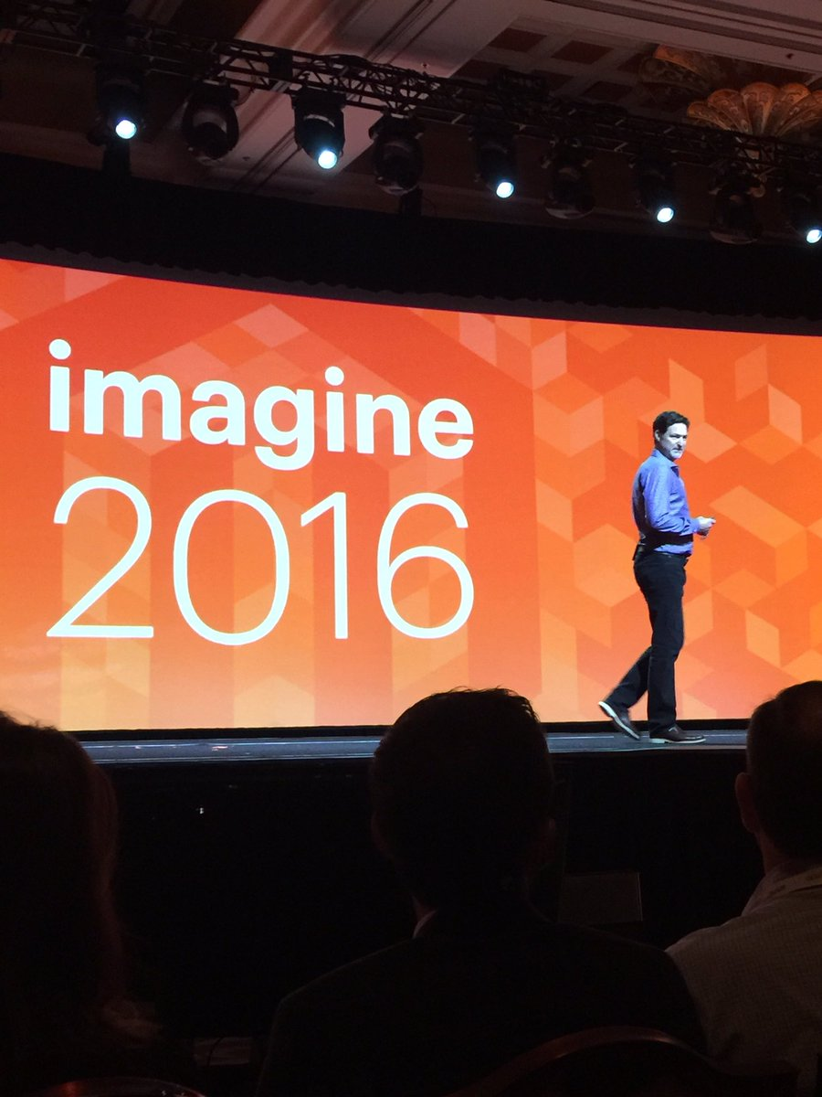 alexanderpeh: Your customer dictates your brand, you don't control that - @mklave1 n#MagentoImagine #Trailblazer https://t.co/o8Hu5iDDmw