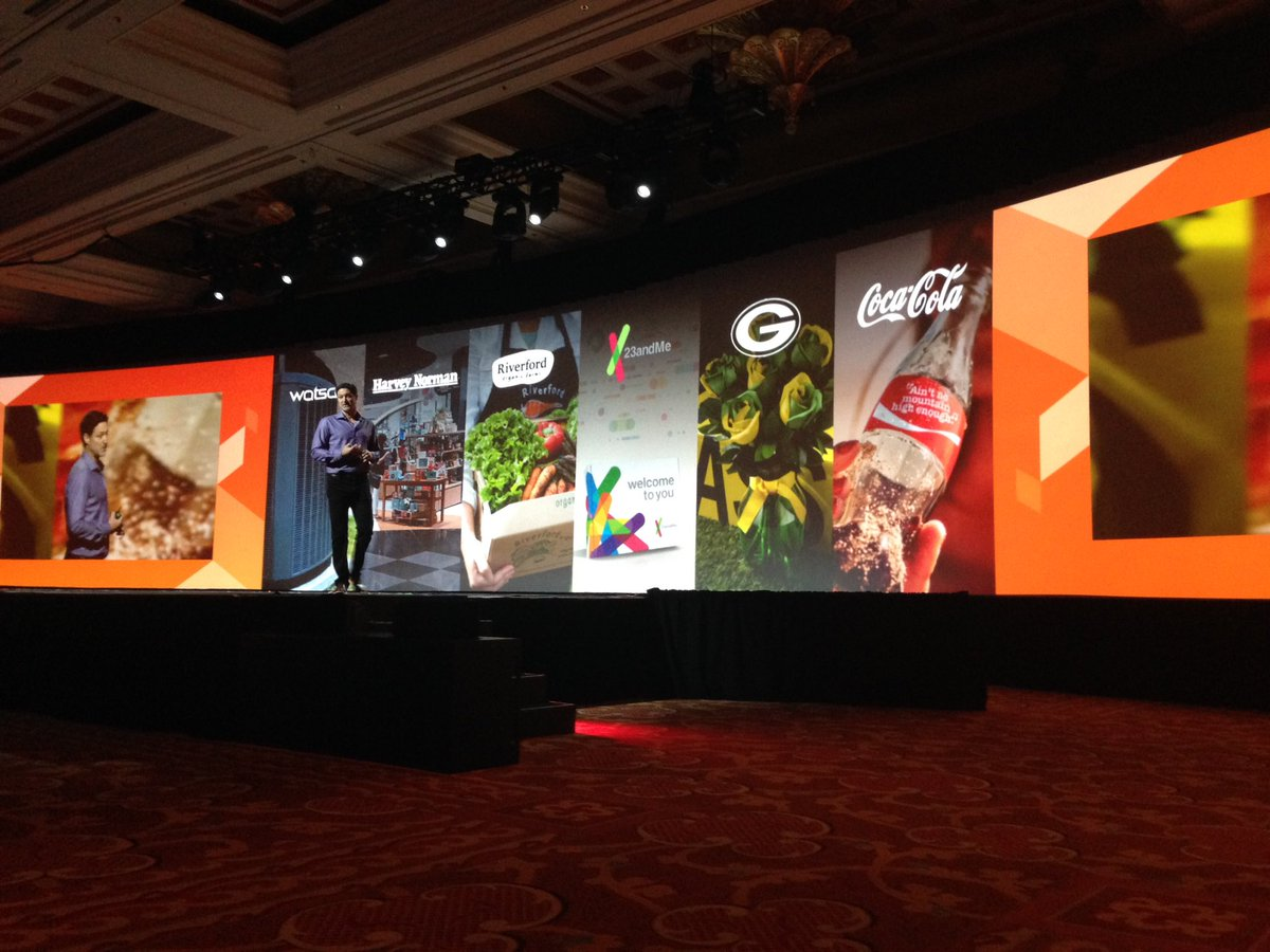 SheroDesigns: At each of these companies their were #trailblazers that made their dreams a reality with @magento #MagentoImagine https://t.co/eqzOqp8KX4