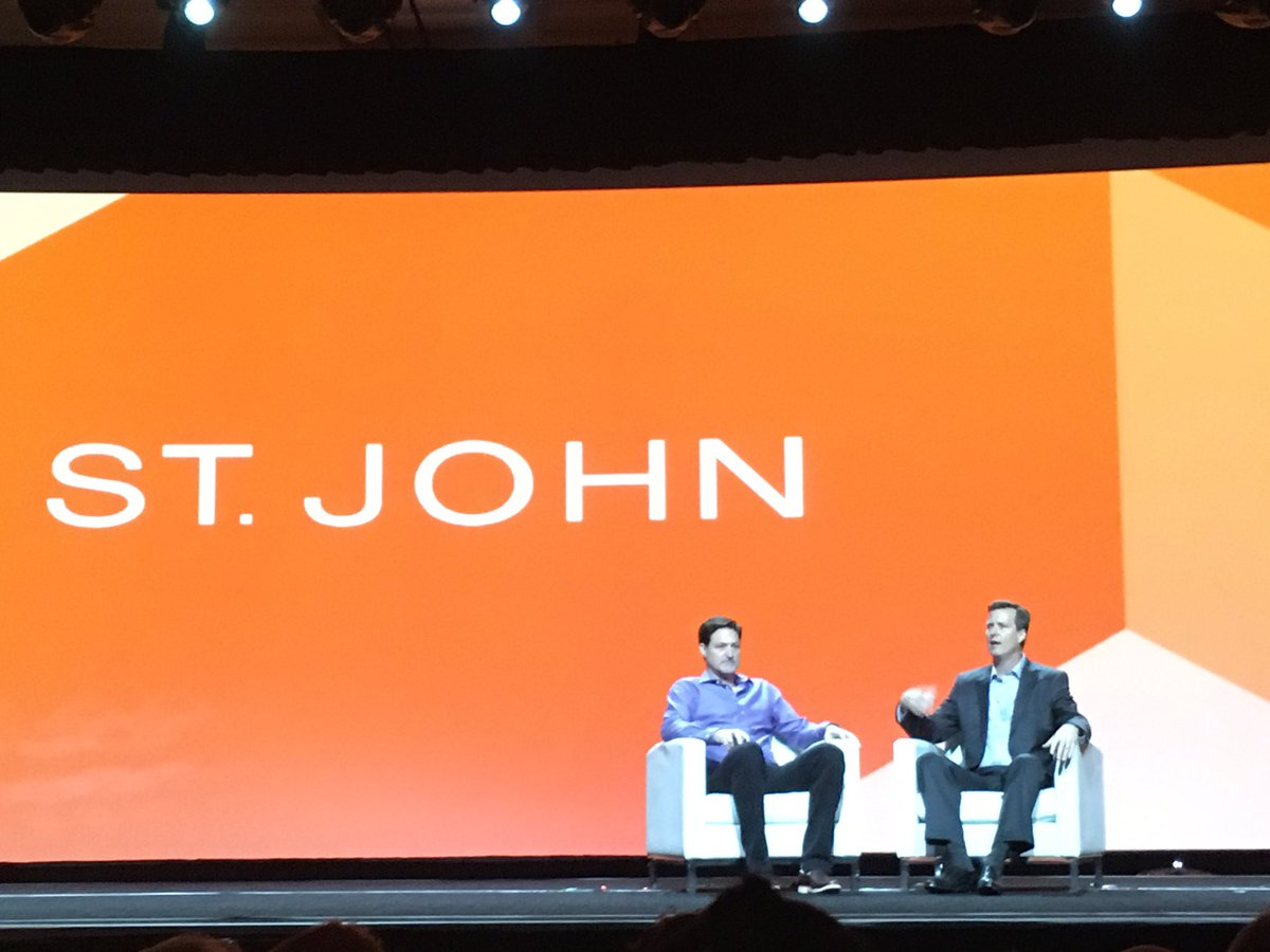 altima_na: Merchant experience with @StJohnKnits CIO #MagentoImagine https://t.co/GOhbjOGSVP