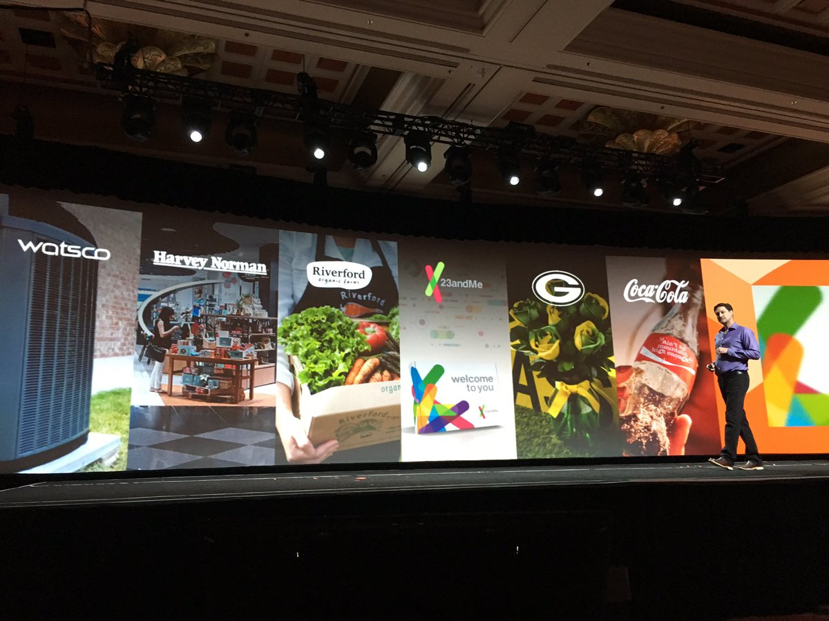 brpressley: More top global brands  keep choosing @magento - Coca Cola, Green Bay Packers, 23&me #MagentoImagine 2016 https://t.co/mfhYvvW86O