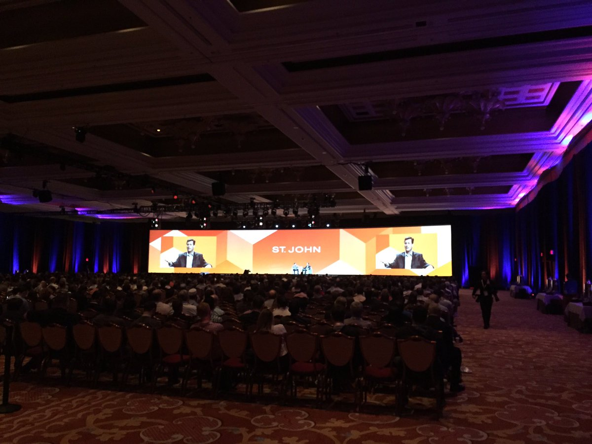 kab8609: Who wants to run on stage? #MagentoImagine https://t.co/YTcnHXMmrR