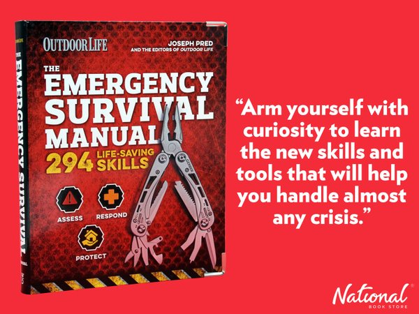 Latest book is for everyday city folks that want to be better prepared for emergencies. https://t.co/ISIssxfdPm https://t.co/E1etuNQPAF