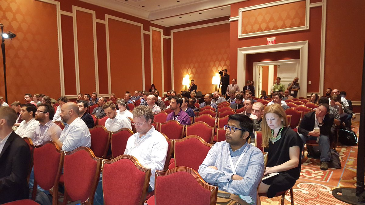 betz826: A packed house at Perficient and @LoomDecor session. If you missed it, see us 4/13 lafleur1 12:25pm #MagentoImagine https://t.co/mum9crVDYd
