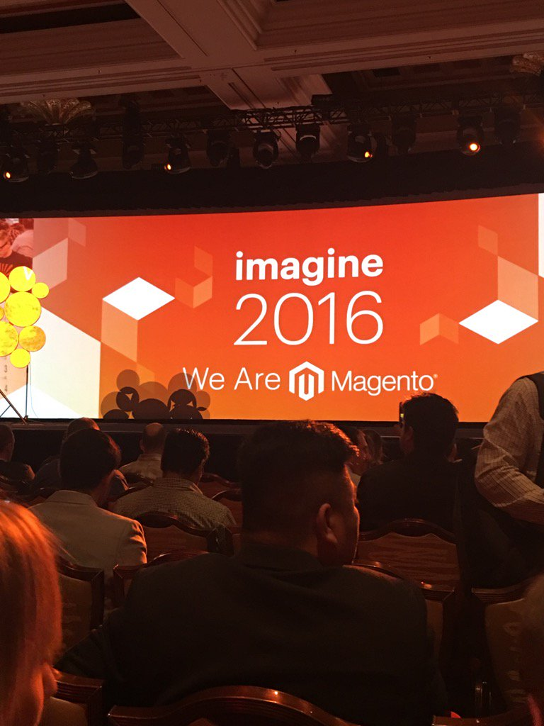 dpurtzer: Having a great time in Vegas at #MagentoImagine https://t.co/d1Nfo66H8Z