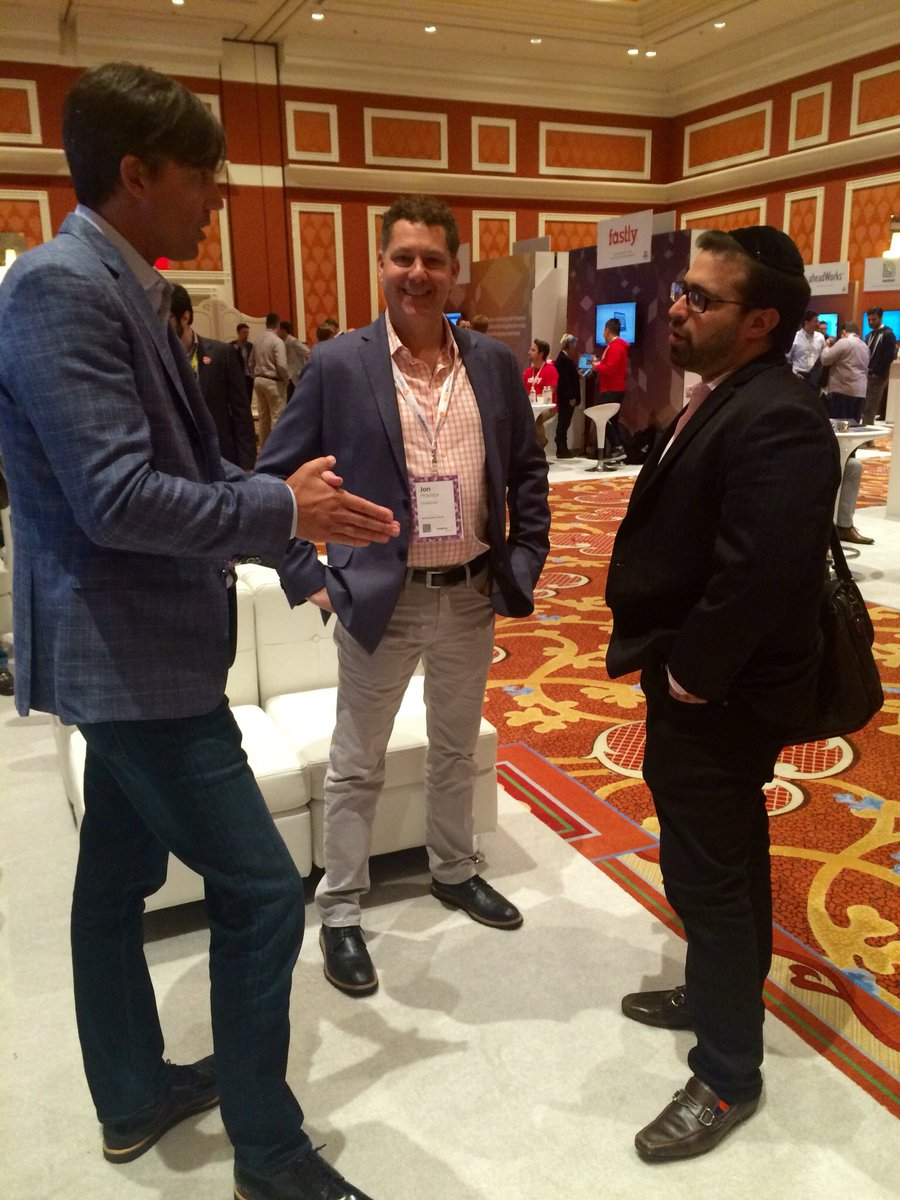 guidance: Ducat checks in after a successful launch #MagentoImagine #Magento @magento https://t.co/c0RL9jgzXt