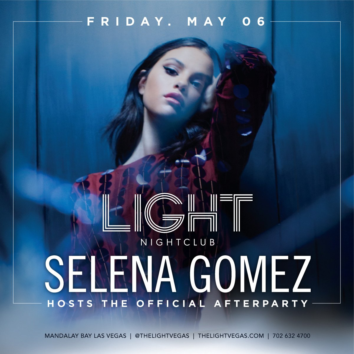 Hosting the official party after my concert in Vegas on May 6 at @thelightvegas! https://t.co/Rtmzymk7C9 https://t.co/3K5P30wxj0