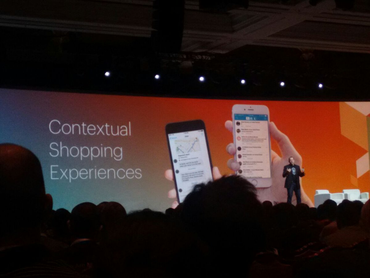 i95Dev: @PayPal reinforces the importance of #mobile in #ecommerce at #MagentoImagine https://t.co/FiWfVybtDN