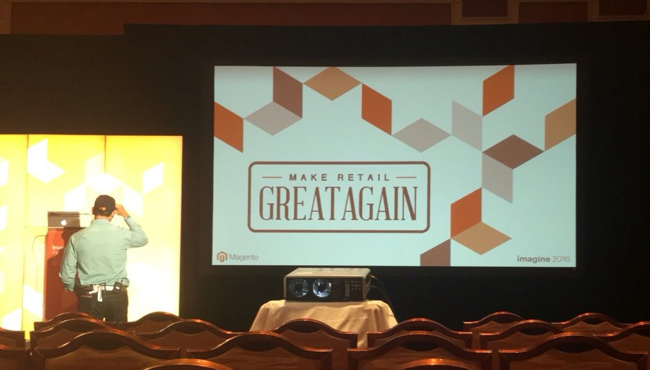 kristinemcnerdy: Excited to hear @Good360 board member @BobSchwartz talk about how to #makeretailgreatagain #MagentoImagine https://t.co/hGcqN5Acbn