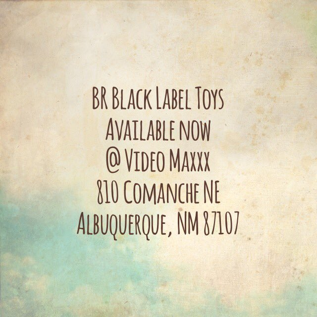 1 pic. Albuquerque New Mexico!!! The toys are available now at Video maxx! /