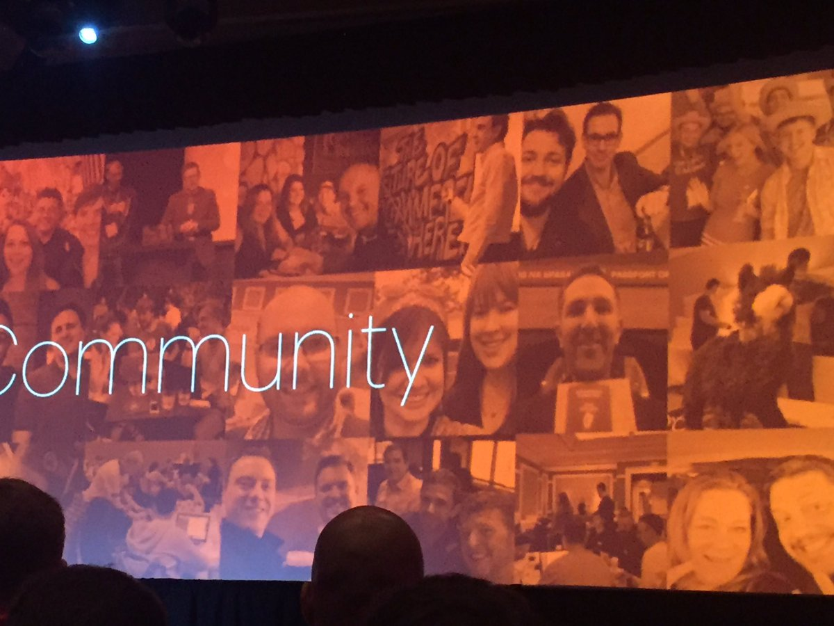 vaimoglobal: Heeey...Vaimoers from Denmark made it up on the big screen ☺️ #MagentoImagine #Vaimo https://t.co/0UyemvQXrz