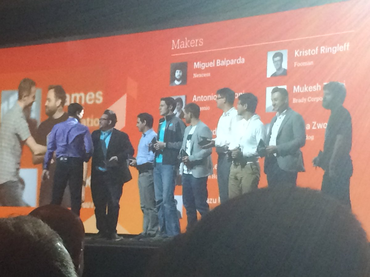 classyllama: ...Did we mention that David Alger (@blackbooker) is OFFICIALLY a Magento Master? #soproud #MagentoImagine https://t.co/4byMPp32Xj