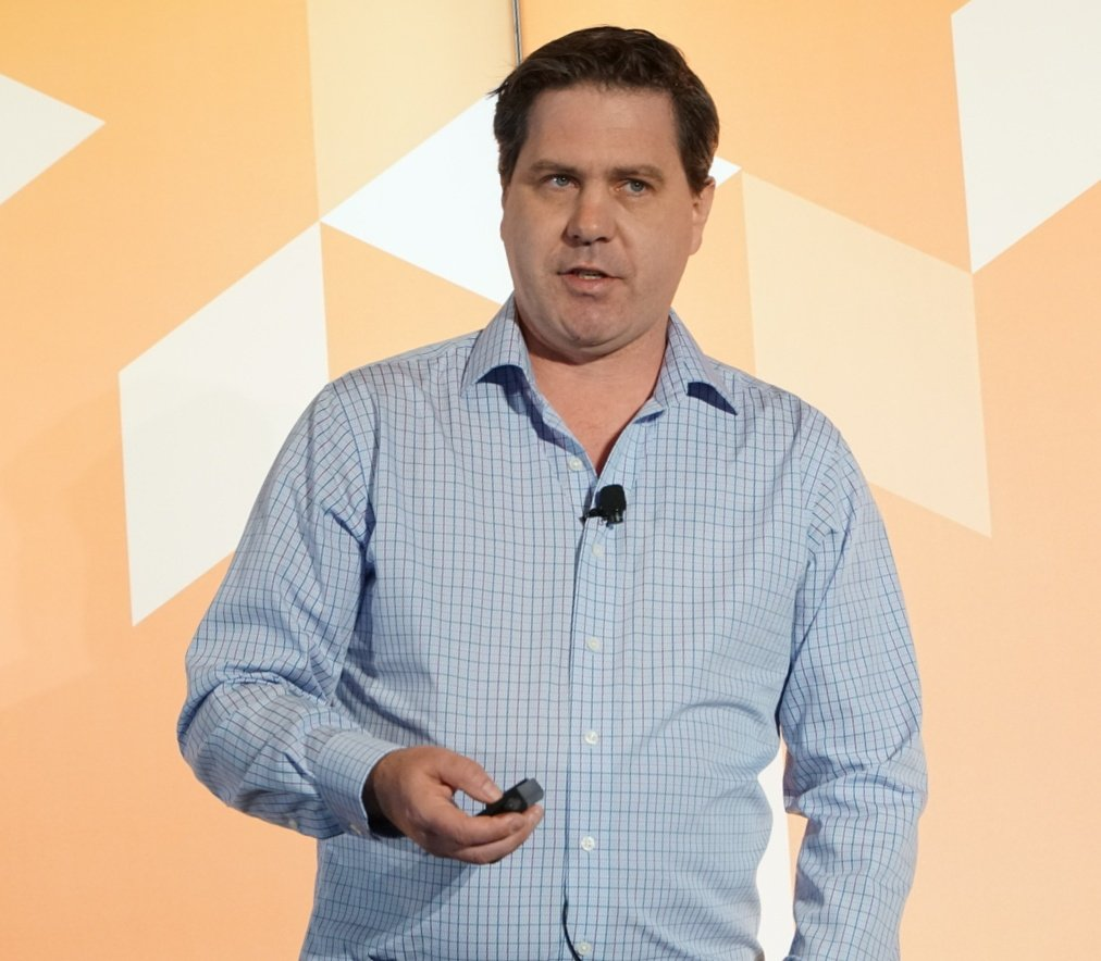 wejobes: Doug McIver giving an overview of Magento Enterprise Cloud Edition #MagentoImagine https://t.co/ZB6LCOlNwK