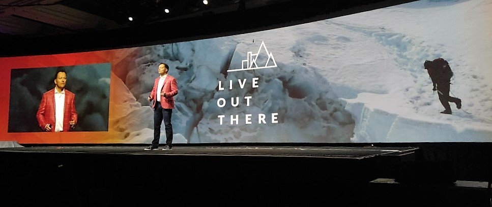 Speaker_Experts: This week: @JC_Climbs hosting, speaking and hanging out with @magento #imagine2016 #MagentoImagine @liveoutthere https://t.co/mQpJChki25