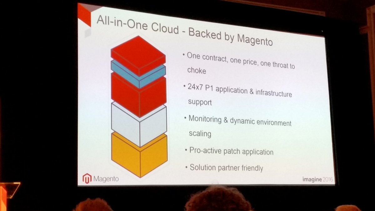netz98: Pro-active Patch application... also on highly customized Magento installations? #MagentoImagine https://t.co/KkJvVBifCD