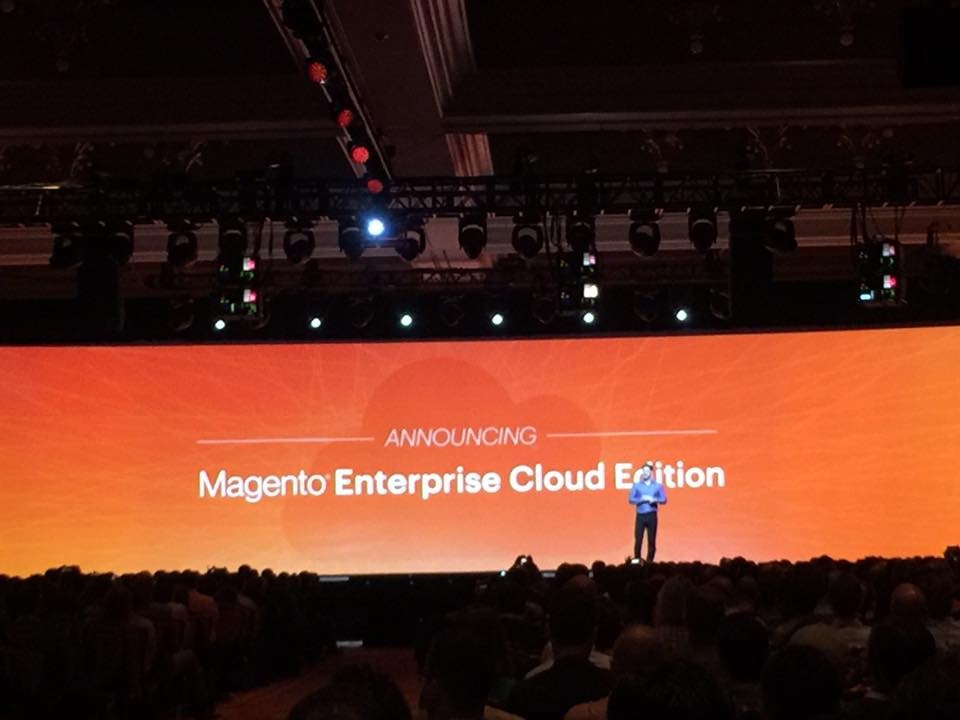 magestore: Wowww...n#Magento Enterprise Cloud Edition has been announced!n#MagentoImagine https://t.co/AvCVBohOva