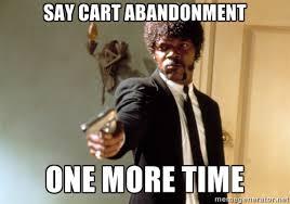 senfield: Go ahead... say it. #realcommercen#CartAbandonment #MagentoImagine https://t.co/NcWY18KDeu