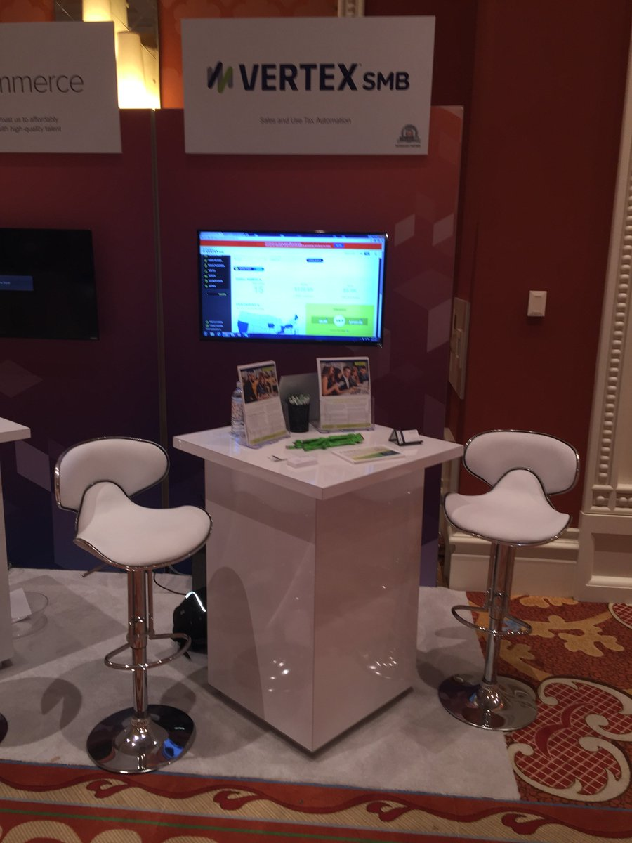 JenBasch: Are you at #Imagine2016? Come visit @VertexSMB at booth 27 in the Marketplace. #MagentoImagine #ImagineCommerce https://t.co/wwXOJsIaTO