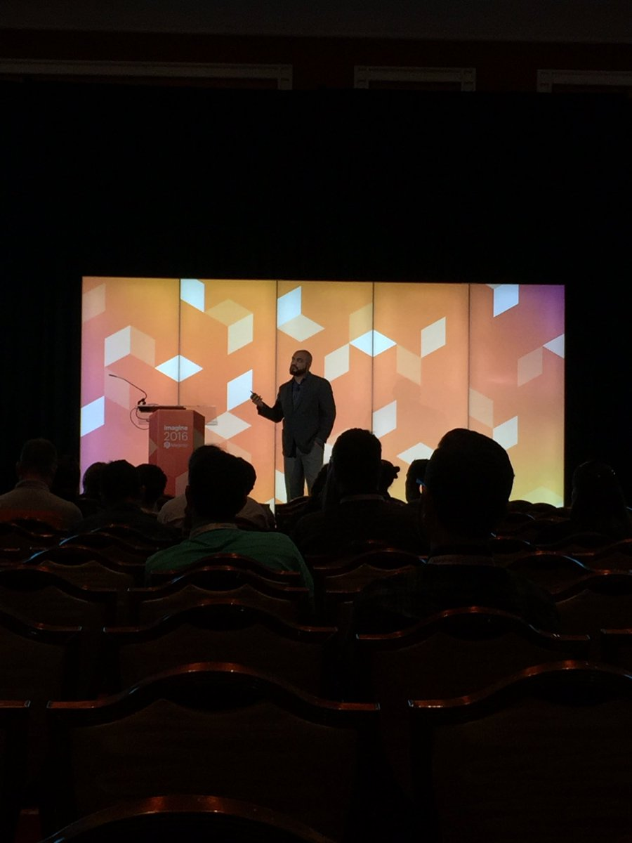 kab8609: .@_Talesh looking good!#MagentoImagine https://t.co/Qy1XSjCcmY