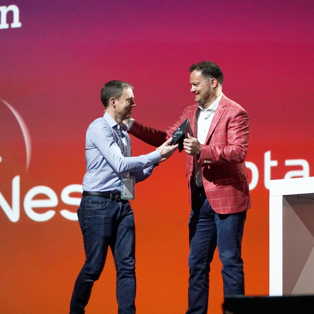 wejobes: It is award season at #MagentoImagine  Congrats to all of the winners! https://t.co/mrwCK940hf