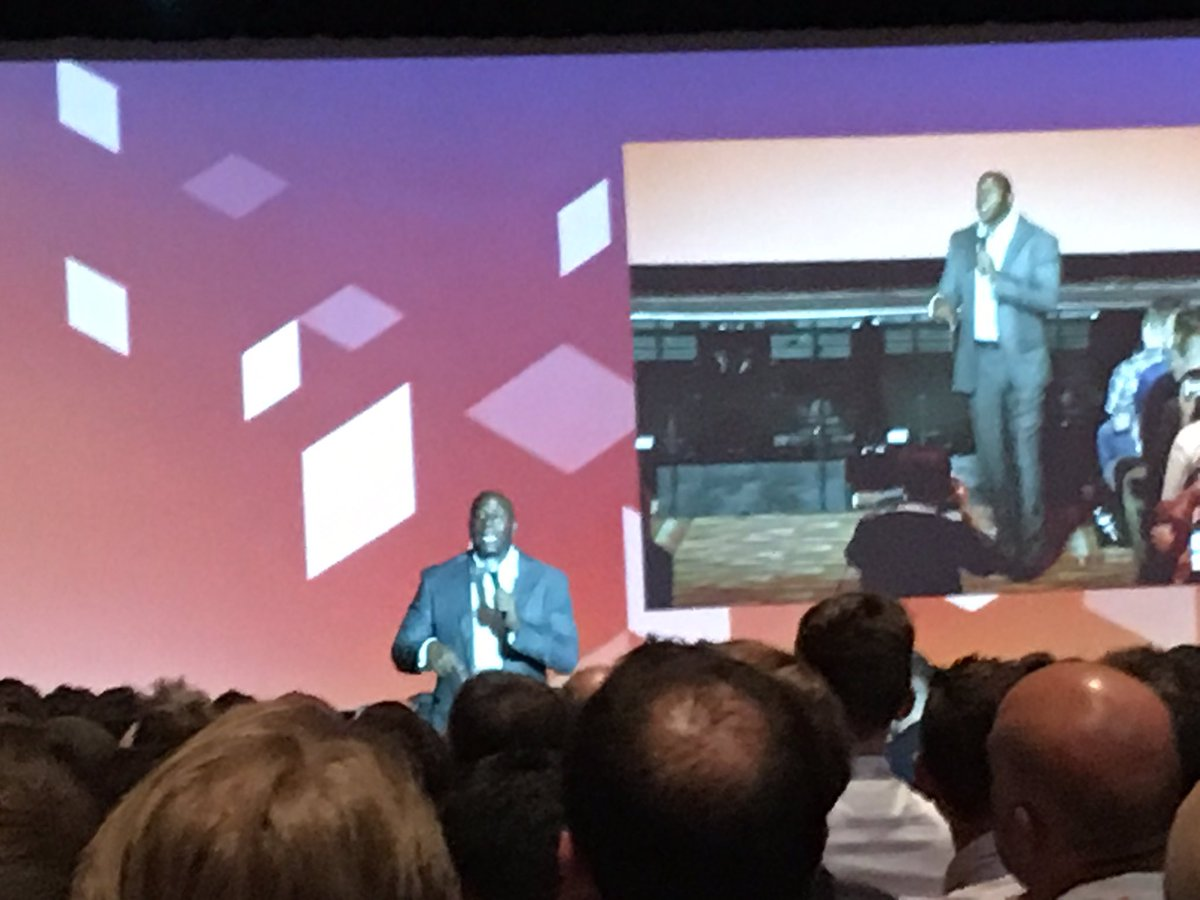 ShipperHQ: Fantastic to have @MagicJohnson with us tonight at #MagentoImagine. Sports hero, business inspiration. https://t.co/YGN4dimPTp