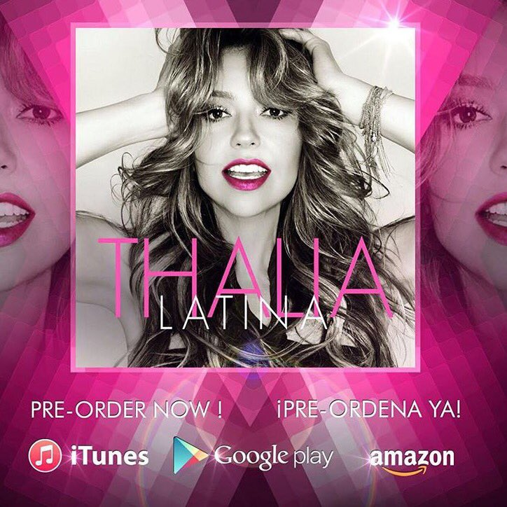 "NEW MUSIC ALERT: Pre-order our latest work with the ""Queen of Latin Pop""... @thalia #ThaliaLatina https://t.co/wYePHSZoLR"