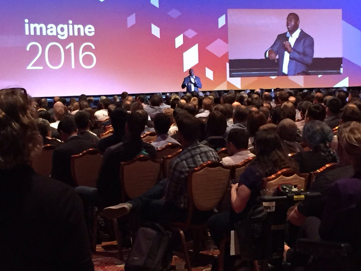 KFlogood: SWOTs 2x/year- 1 for you and 1 for your biz. Also, Magic looks good on that design, huh @trink_dlp #MagentoImagine https://t.co/n5qzQaNVc3