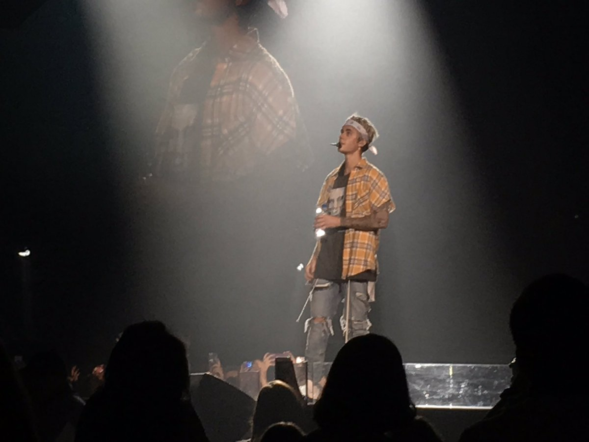We caught the fever @justinbieber #PurposeTour https://t.co/DRAz8xoO8J