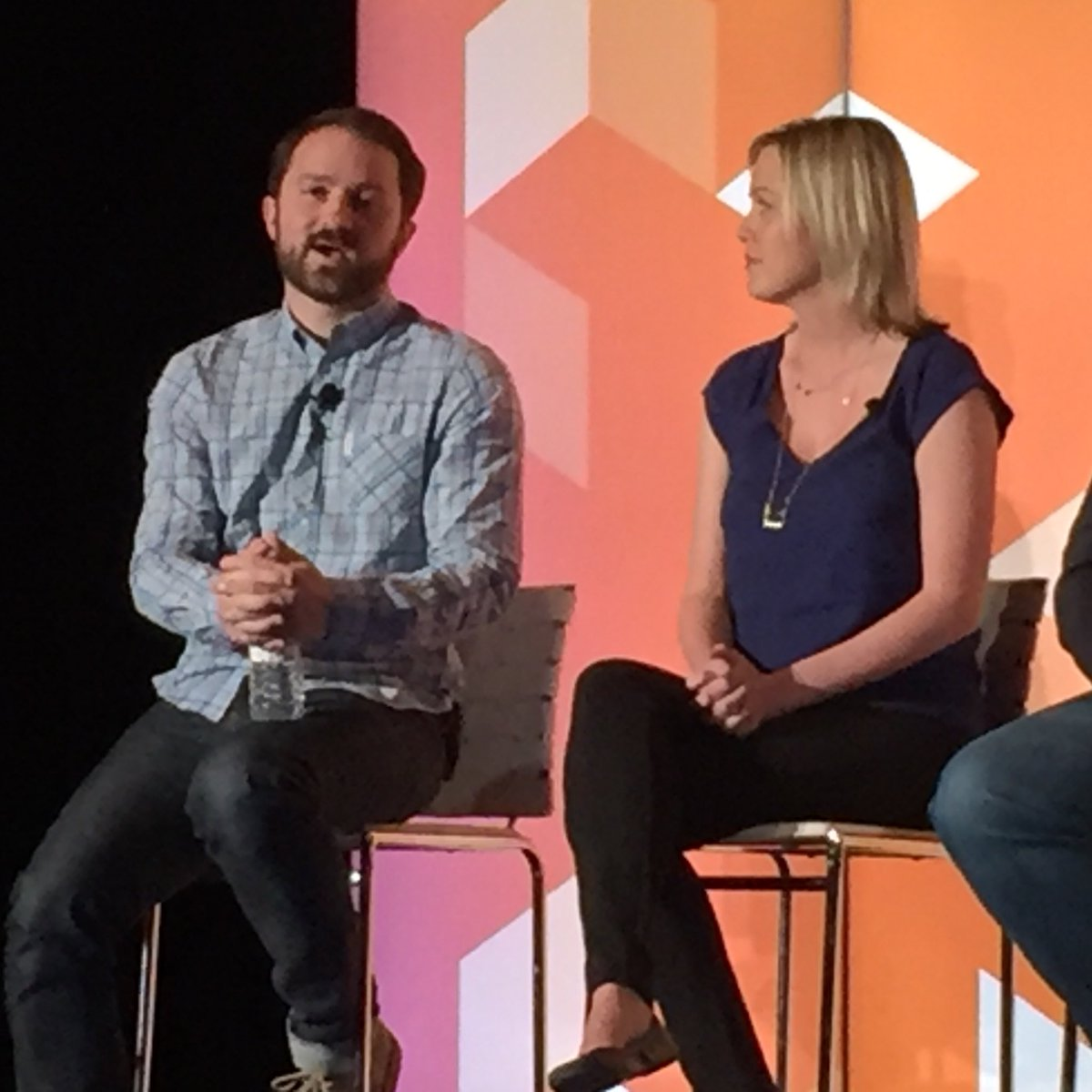 annhud: Search isn't a natural discovery mechanism on mobile - it's push. Be the reason they search. #mobile #MagentoImagine https://t.co/KMWYpCUS6p